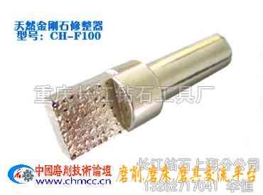 无心磨砂轮修整器:型号CH-F100