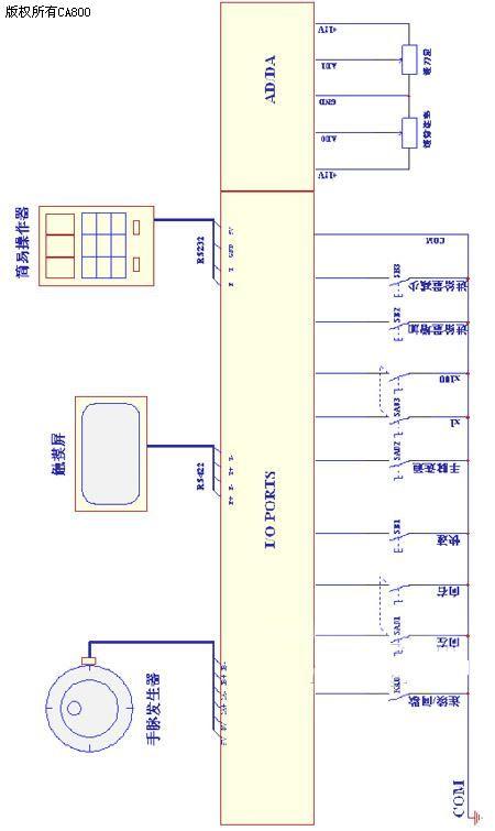 电路 电路图 电子 原理图 450_755 竖版 竖屏